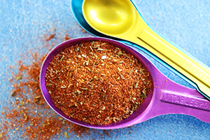 Homemade Chili Powder (Not Spicy)