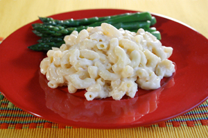 Quick Mac & Cheese - Jenny Can Cook