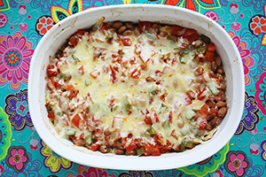 Spicy Mexican Casserole