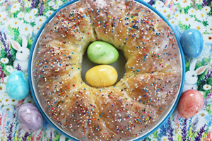 Simple Easter Bread