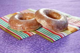 Oven Baked Doughnuts