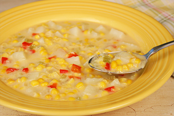summer corn and cod chowder healthy corn chowder clam and corn chowder ...