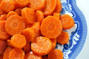 sweet creamy carrots