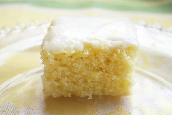 Easy Lemon Brownies