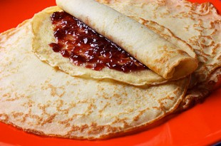 Homemade Crepes From Scratch