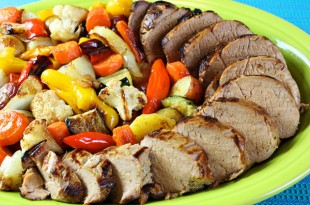 Pork Tenderloin Recipe from JennyCanCook.com