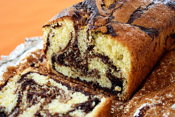 Marble Loaf Cake Jenny Can Cook