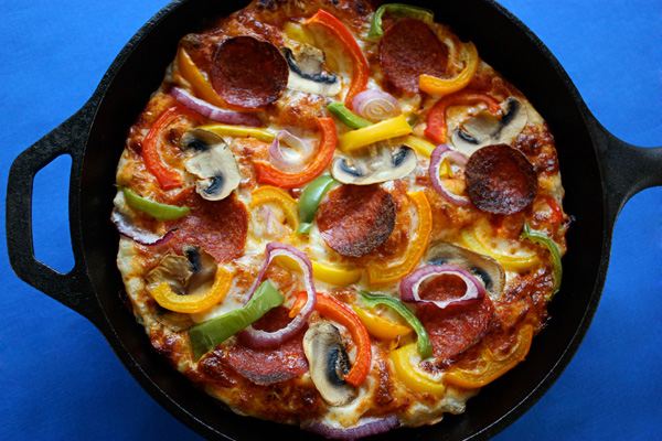 Best Pan Pizza Recipe
