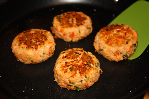 Best Recipe Salmon Patties