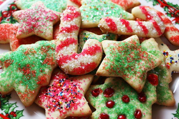 Healthier Christmas Sugar Cookies Jenny Can Cook