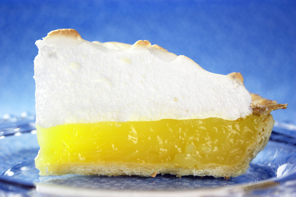 Lemon Meringue Pie recipe from Jenny Jones | Jenny Can Cook