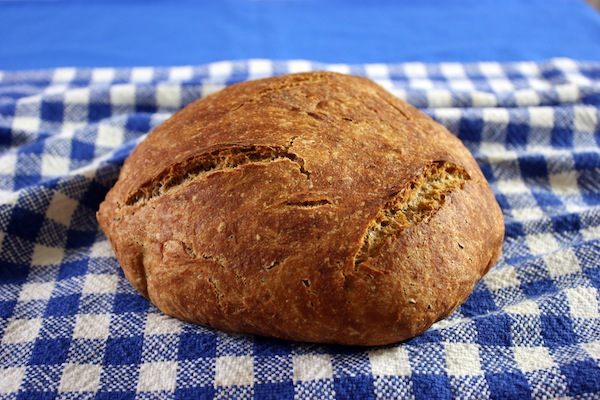 Faster No Knead Bread Recipe from Jenny Jones | Jenny Can Cook