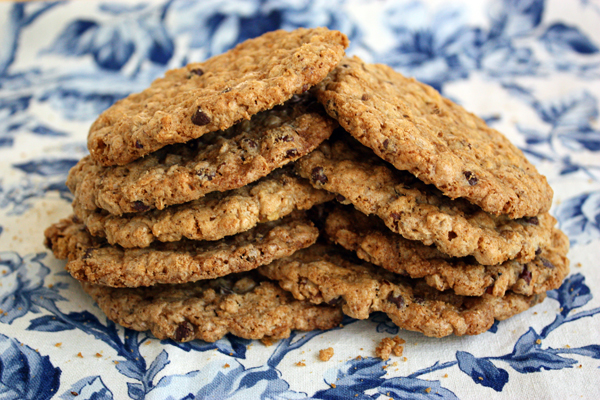 Healthy Whole Grain Cookies Recipe
