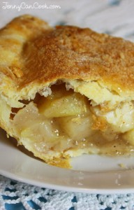 Apple Pie Without Butter