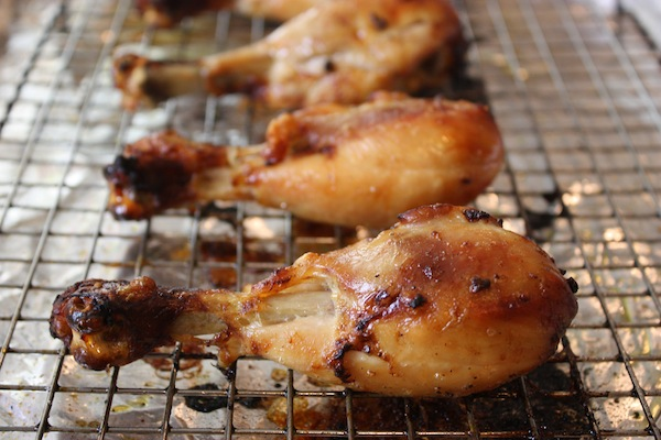 Skinless Chicken Drumsticks Recipe