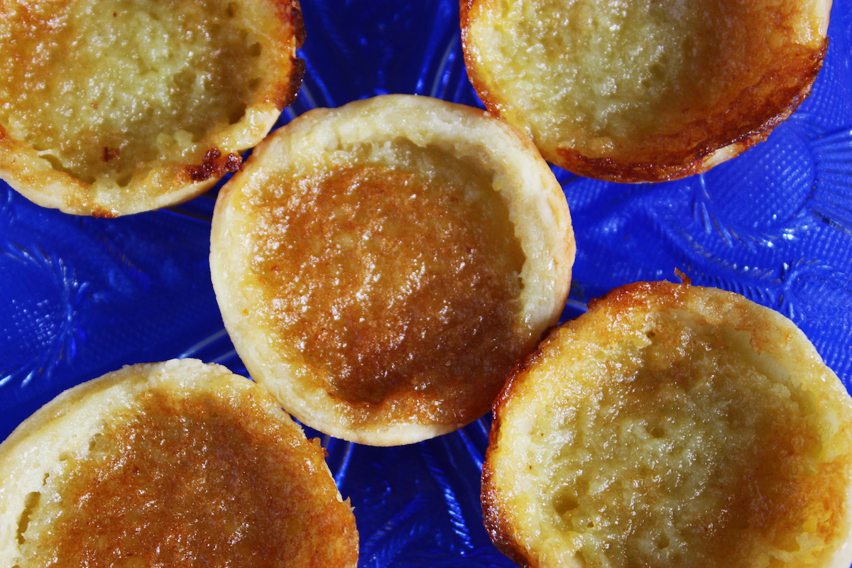 Healthier Canadian Butter Tarts