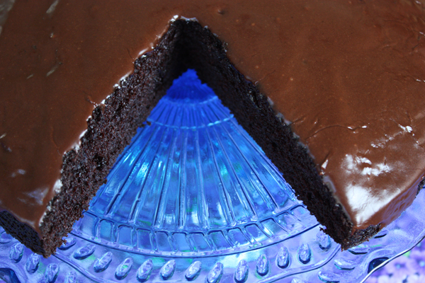 Chocolate Cake Without Butter