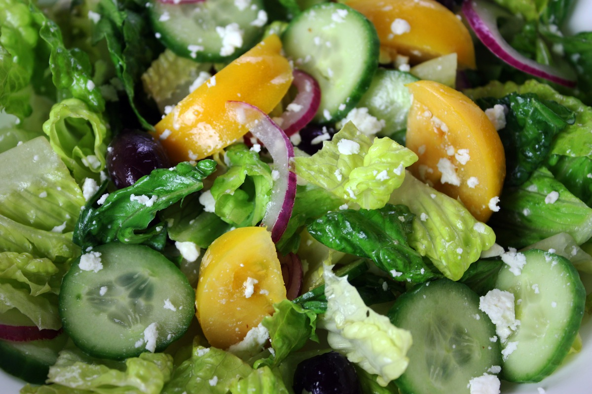How To Make Greek Salad