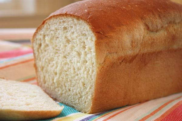 Easy White Bread Best White Bread Recipe Jenny Can Cook