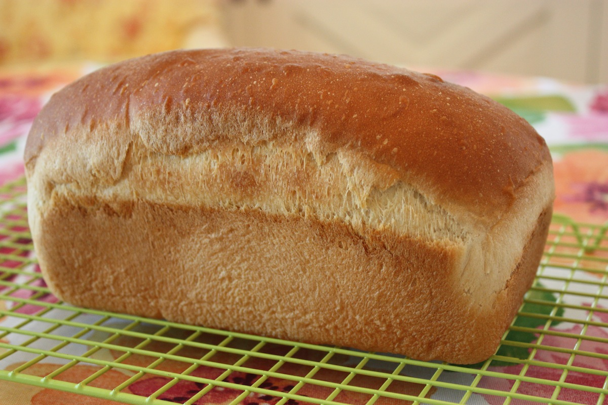 Fast Easy Recipe White Bread