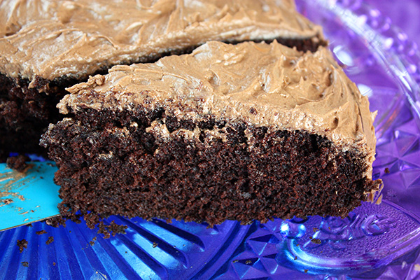 Quick Amp Easy Chocolate Cake Jenny Can Cook