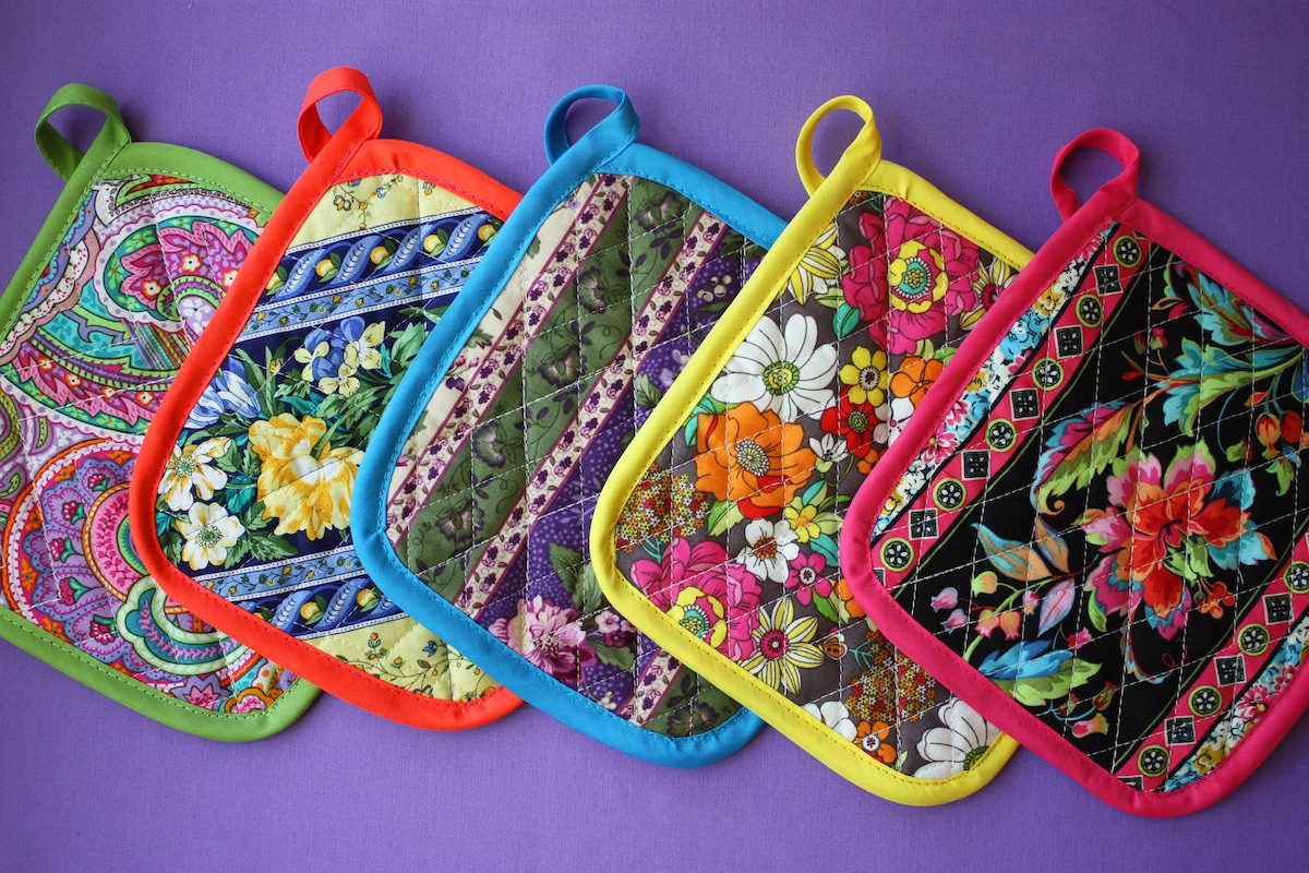 Superb Cooking Is More Fun When You Have Great Toys To Play With, Like Colorful  Bowls And Kitchen Tools But Pretty Pot Holders Are Nowhere To Be Found U2014  Except In ...