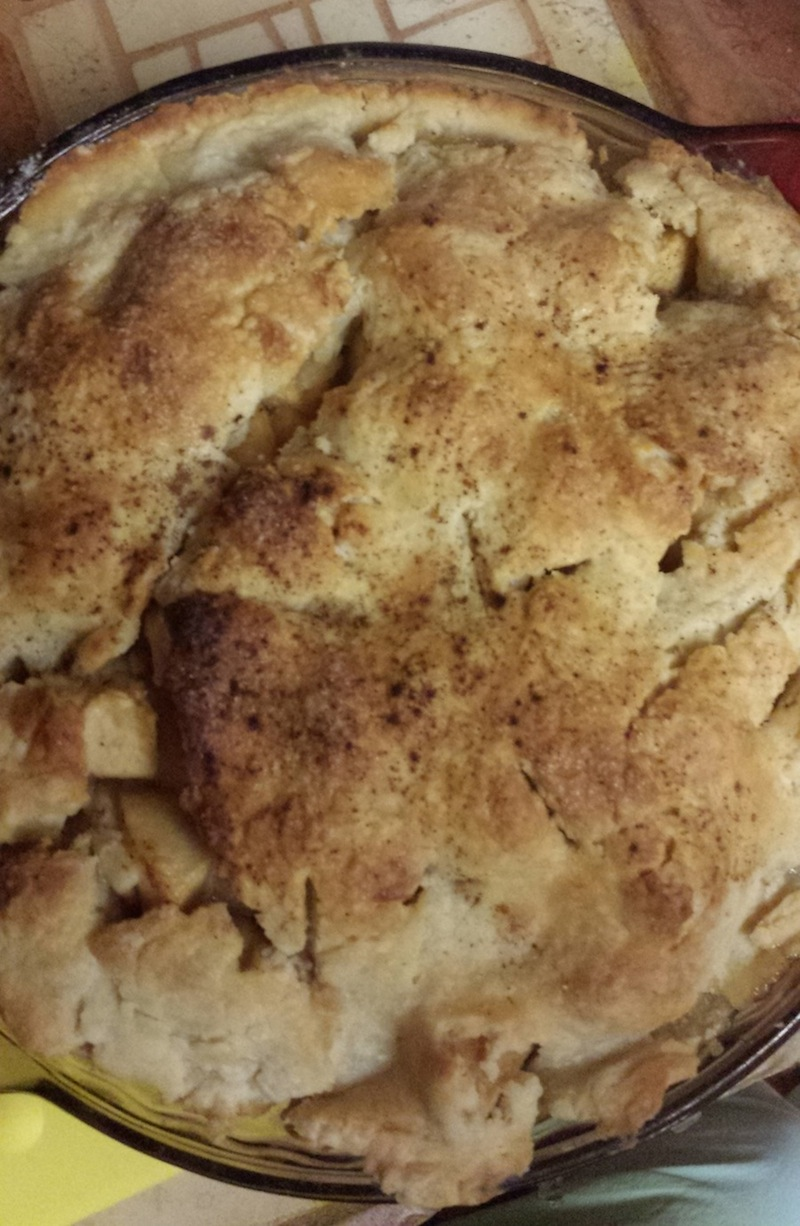 Khaliliah's Apple Pie
