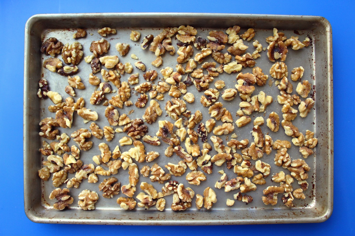 How to Toast Walnuts in the Oven
