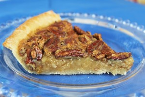 Pecan Pie Without Butter