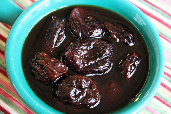 Easy Stewed Prunes