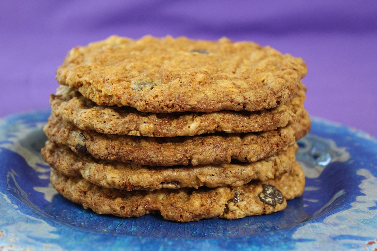 High Fiber Cookies Recipe