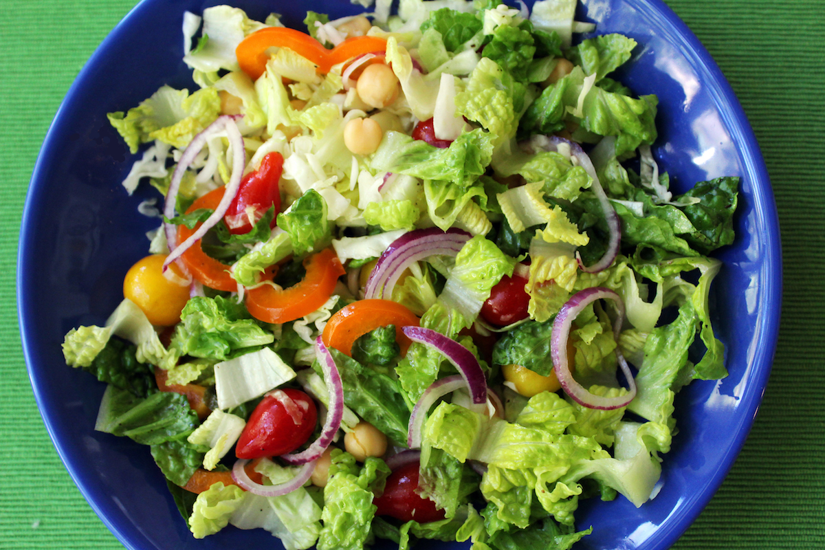 How To Make The Healthiest Salad