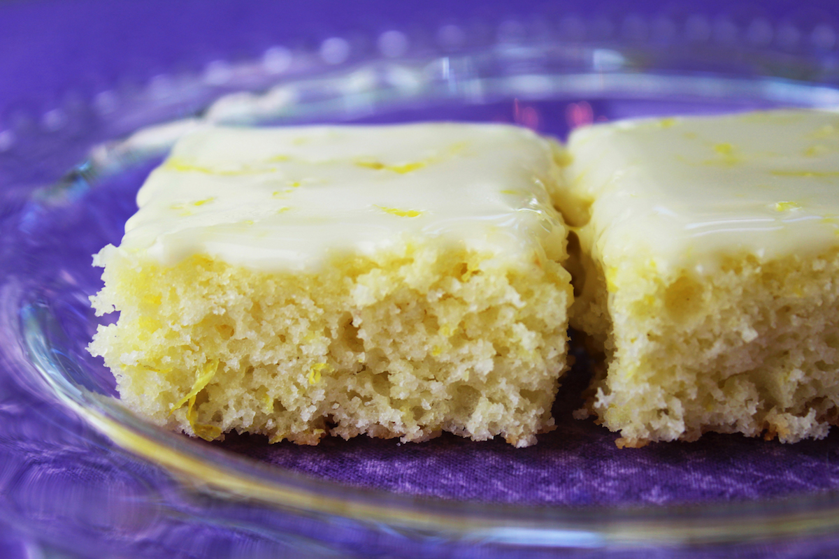 Best Lemon Brownies Recipe