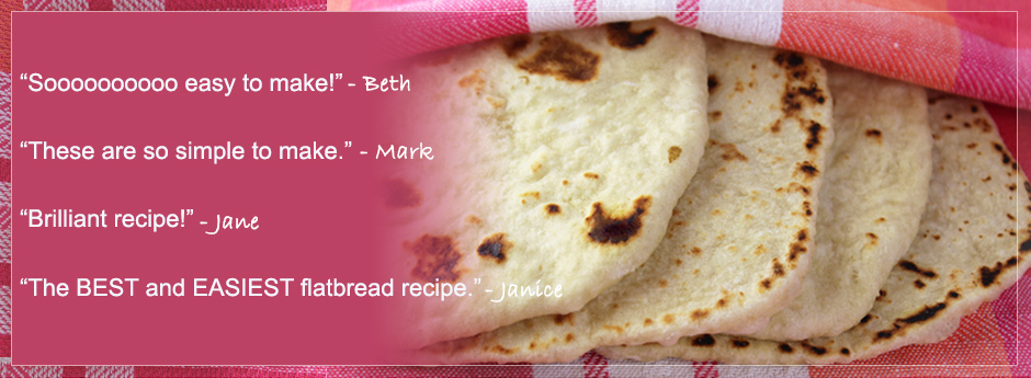 Quick & Easy Flatbread
