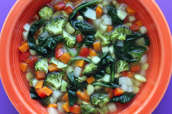 Wound Healing Soup
