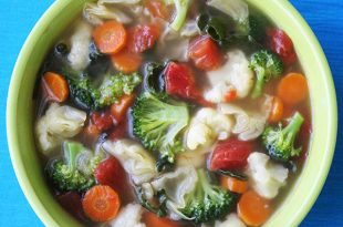 Cancer Fighting Soup