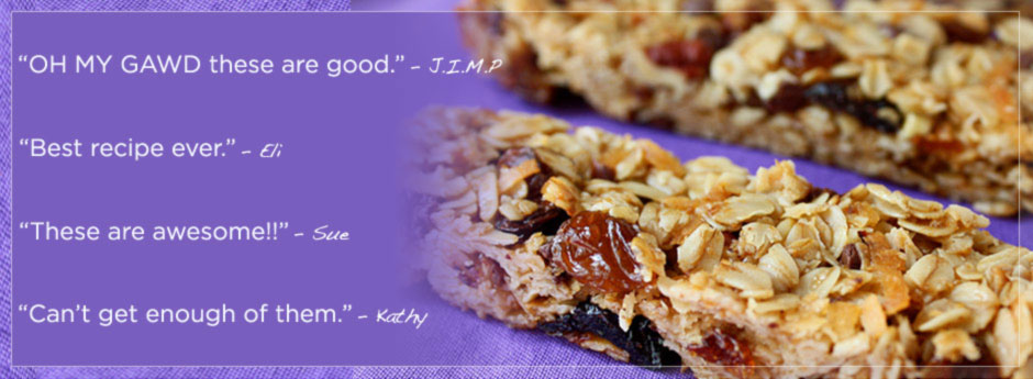 JennyCanCook Granola Recipe Reviews