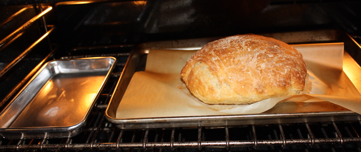 Make No Knead Bread Without A Dutch Oven Jenny Can Cook