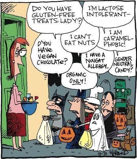 Image result for animals trick or treating images