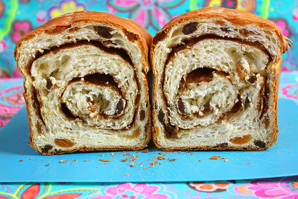 Cinnamon Swirl Raisin Bread Cinnamon Loaf Jenny Can Cook Jenny Can Cook