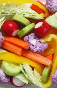 Healthy Crudite