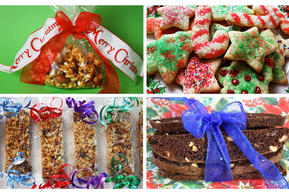 Homemade Food Gifts for Christmas, DIY Treats | Jenny Can Cook