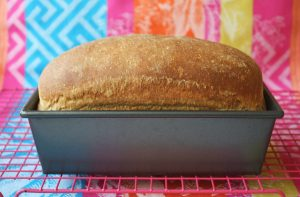 Easy Recipe Sprouted Wheat Bread