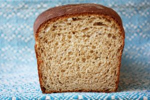 Easy Sprouted Wheat Bread
