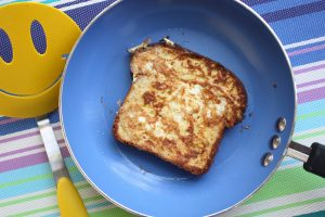 French Toast With Sprouted Wheat Bread