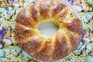 Quick and Easy Easter Bread