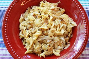 Simple Recipes For Beginners Haluski Cabbage Noodles