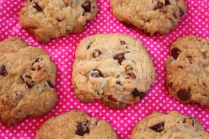 Chocolate Chip Cookies from Scratch