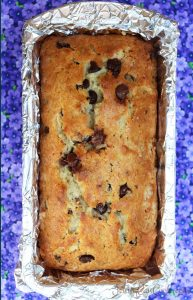 Easy Chocolate Chip Loaf Cake