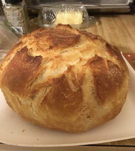 delicious and easy to make no knead bread